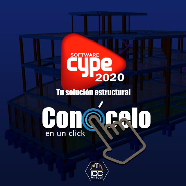 Estructuras de concreto con CYPECAD