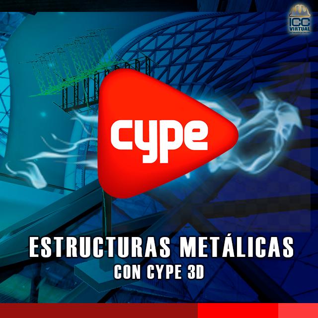 Estructuras Metálicas CYPE3D